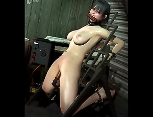 Be passed on BDSM and Bondage Dungeon Gallery 2