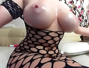 mom'_s big tits wearing fishnet on camboozle.com