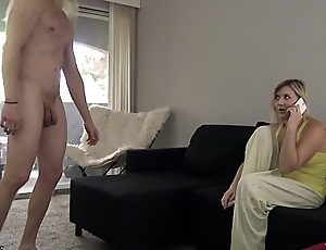Mom Gets Fucked By Sleepwalking Lassie - Fifi Foxx &amp_ Load of shit Ninja