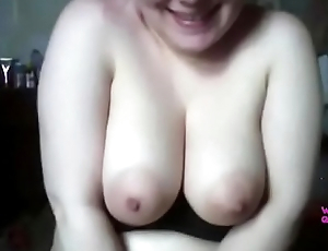 Fat Slut exhibiting a resemblance her knockers and pussy - smashchat.cf