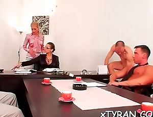 Sexy s&amp_m festish with nasty mistress spanking say no to slave hard