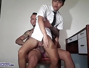 Pablo bravo - cute thai boy abused unconnected with wrong teacher