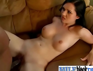 Angell Summers hot milf in interracial sex