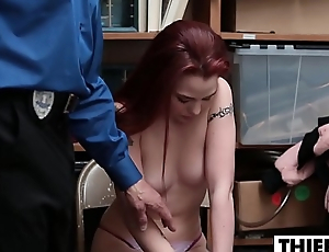 Hot Sweety Jacker Learns The Hard Way