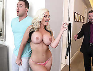 Sneaky Mom 2 hither Alena Croft and Van Wylde -2