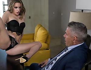 Please, Fly-past Starring Kimmy Granger and Mick Blue - Brazzers HD