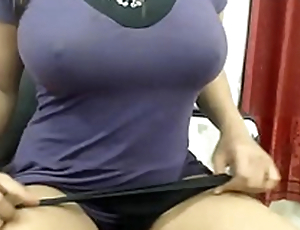 Big Interior Desi Indian Bhabi Fingers
