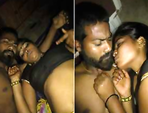 Today Exclusive- Desi Village Couple Mid Nyt Sex