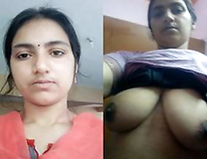 Today Exclusive- Desi Telugu Wife Sucking Hubby Dick Part 1