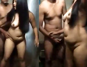 Deshi Hot Housewife Fucking with Neighbor boy