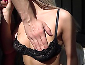 Sexy Girl Sensual Sucking Dick and Cowgirl Sex - Cumshot