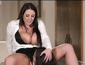 Angela White and Whitney Wright at GirlsWay