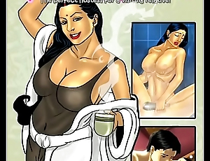 Savita Bhabhi - EP 04 - Visiting cousin - Running comic book @  https://userupload.net/vt25eu3q4rbs - password OTMP