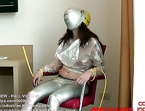 Laura Breathplay With PVC Rain Jacket