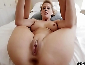 Milf 69 squirt first time Cherie Deville nearly Impregnated By My