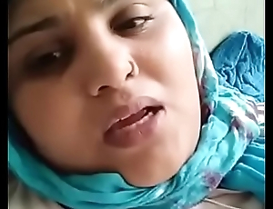 Video Call From Indian Aunty to Illegal Boyfriend #1